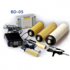 Alpha and Beta Radiation Detector BD-05